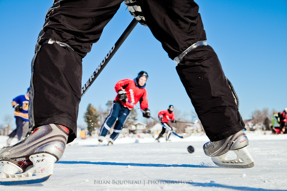 Monster Pond Hockey 2012