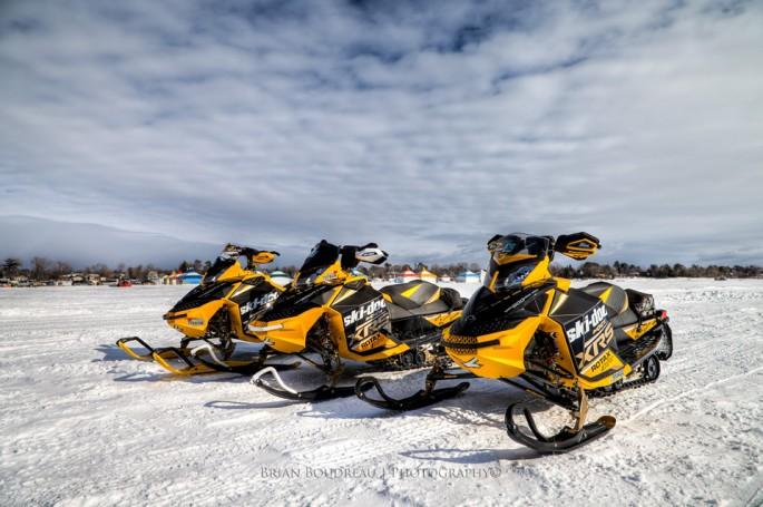 Ski-Doo MXZ X-RS E-TEC 800R