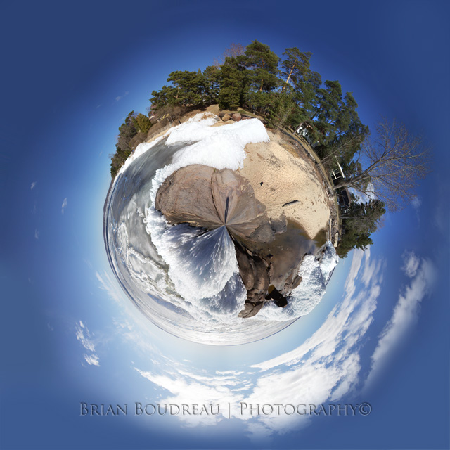 Little Planet Tutorial