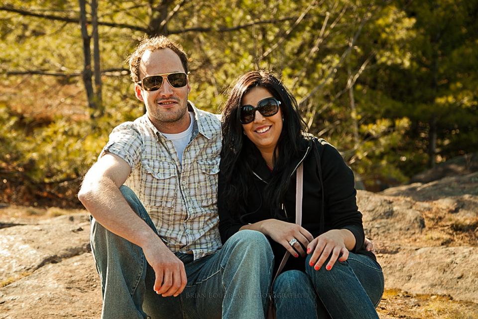 #3/100 – Alex & Shawna