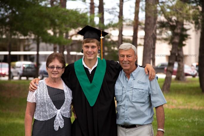 Grampy and Nana Love You