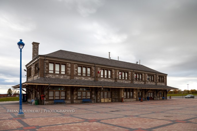 Museum (Old Train Station)
