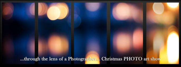 Christmas PHOTO art show