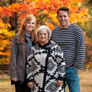 #9/100 Strangers – Vince, Tracy and Mom
